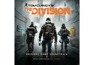 Ola Strandh - The Division (Ost) - (CD)