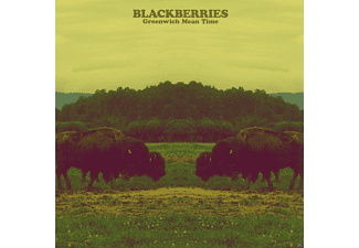 Blackberries - Greenwich Mean Time (2lp+Mp3/Gatefold+Bonustracks) - (LP + Download)
