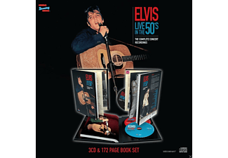 Elvis Presley - Live In The 50's - The Complete Concert Recordings | CD