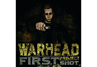Warhead Project - First Shot - (CD)
