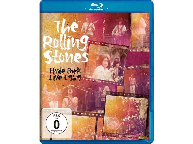 The Rolling Stones - Hyde Park Live 1969 [Blu-ray]