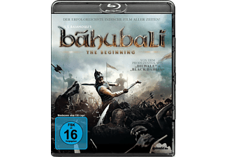 Bahubali - The Beginning - (Blu-ray)