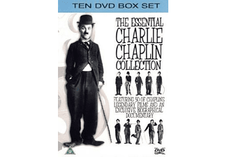 Charlie Chaplin - The Essential Charlie Chaplin Collection (10 DVDs, NTSC) - (DVD)