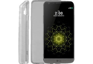 VOLTE-TEL Θήκη LG G5 H850 Ultra Thin 0.3mm  TPU Grey - (5205308163197)