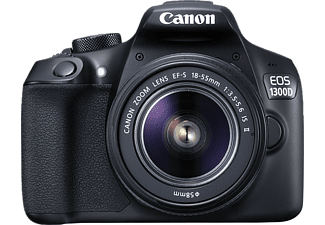 CANON EOS 1300D 18-55 mm IS Lens Dijital SLR Fotoğraf Makinesi