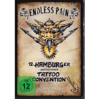 12. Tattoo Convention Hamburg 2010 [DVD]