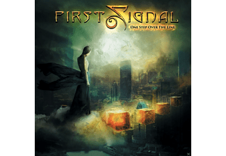 First Signal - One Step Over The Line - (CD)