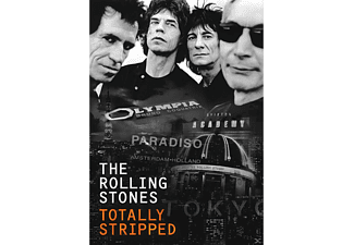 The Rolling Stones - Totally Stripped - (DVD)