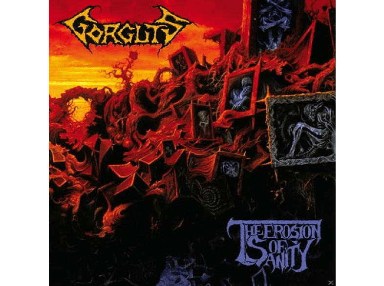 Gorguts - The Erosion Of Sanity [CD]