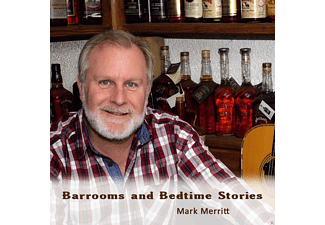 Mark Merritt - Barrooms And Bedtime Stories - (CD)
