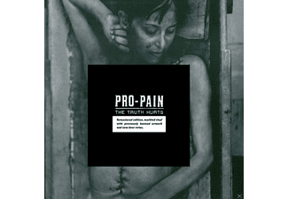 Pro-Pain - The Truth Hurts (Re-Release) - (LP + Bonus-CD)