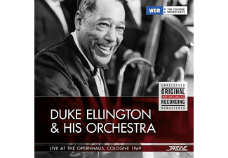 Duke Ellington & His Orchestra - Duke Ellington-1969 Köln - (CD)