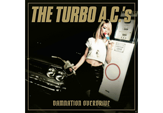 The Turbo A.c.'s - Damnation Overdrive-20th Anniversary Edition - (Vinyl)