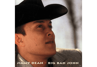 Jimmy Dean - Big Bad John - (CD)