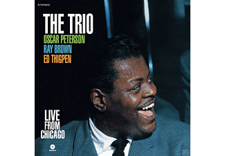 Oscar Peterson - Live From Chicago (Vinyl LP (nagylemez))