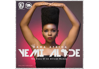 Yemi Alade - Mama Africa (The Diary Of An African Woman) - (CD)