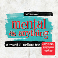 Mental As Anything - A Mental Collection-Vol.1 [CD]