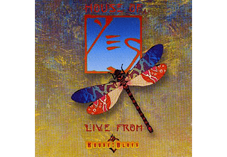 Yes - House of Yes - Live from House of Blues (CD)
