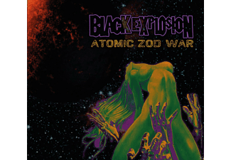 Black Explosion - Atomic Zod War (Digipak) - (CD)