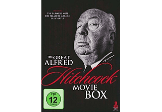 The Great Alfred Hitchcock Box - (DVD)