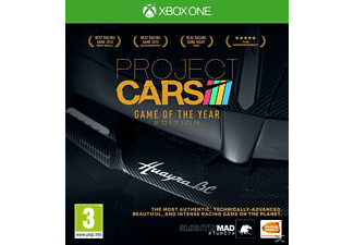 Project Cars: Game Of The Year Edition Xbox One