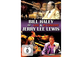 Bill Haley, Jerry Lee Lewis - Bill Haley / Jerry Lee Lewis - Live & In Concert - (DVD)