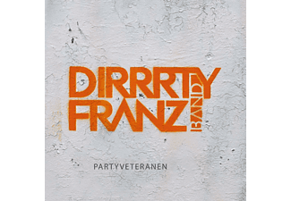 Dirrrty Franz Band - Partyveteranen - (CD)