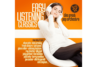 VARIOUS - EASY LISTENING CLASSICS [CD]