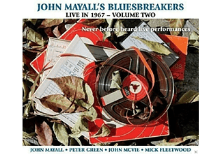 John Mayall, The Bluesbreakers - Live In 1967 Vol.2 - (CD)