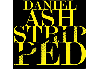 Daniel Ash - Stripped - (CD)