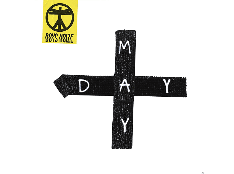 Boys Noize - Mayday (2LP+MP3/Gatefold/Poster) [LP + Download]