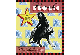 Marc Bolan & T.Rex - Born To Boogie-The Motion Picture (Blu-Ray-Editi - (Blu-ray)