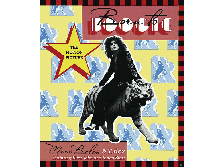 Marc Bolan & T.Rex - Born To Boogie-The Motion Picture (Blu-Ray-Editi [Blu-ray]