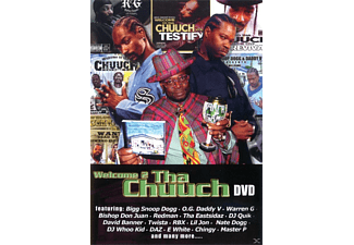 - Welcome 2 Da Chuuch - Da Film - (DVD)