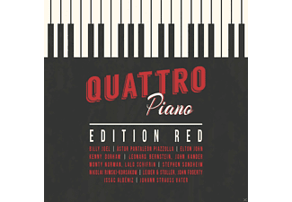 Quattro Piano - Quattro Piano/Edition Red - (CD)