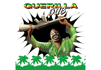 Aggrovators & Revolutionaries - Guerrilla Dub - (CD)