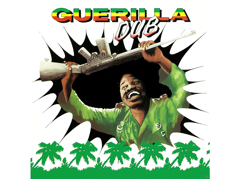 Aggrovators & Revolutionaries - Guerrilla Dub [CD]