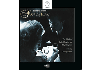 Tommy Smith - The Sound Of Love - (CD)