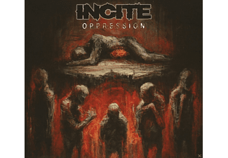 Incite - Oppression (Digipak) [CD]