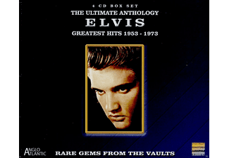 Elvis Presley - Treasures From Vaults-Ultimate Anthology 1953-76 - (CD)