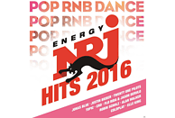 VARIOUS - Energy-Hit Music Only!-Best Of 2016 [CD]