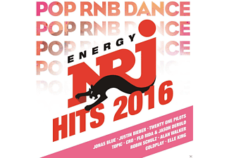 VARIOUS - Energy-Hit Music Only!-Best Of 2016 - (CD)