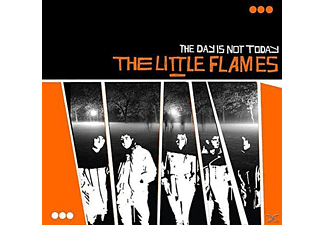 The Little Flames - The Day Is Not Today - (Vinyl)