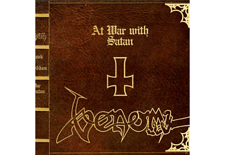 Venom - At War With Satan (Ltd.Digipak Incl.8 Bonus Trac - (CD)