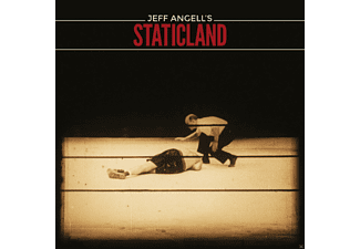 Jeff  Angell - Jeff Angell's Staticland - (CD)