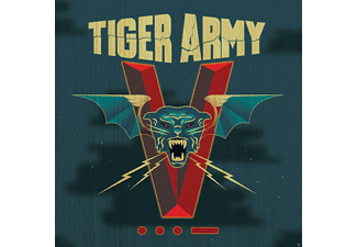 Tiger Army - V - (CD)