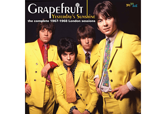 Grapefruit - Yesterday's Sunshine-The Complete 1967-68 London sessions [CD]