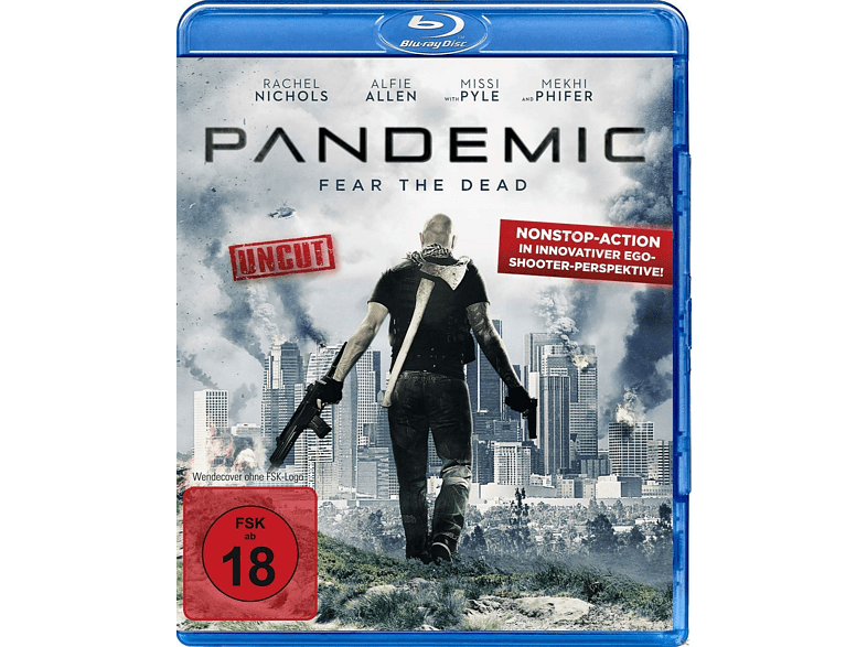 Pandemic - Fear The Dead [Blu-ray]