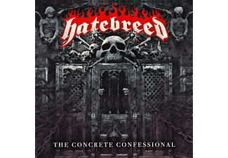 Hatebreed - The Concrete Confessional CD