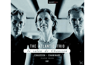 The Atlantic Trio - Le Salon De Chausson - (CD)